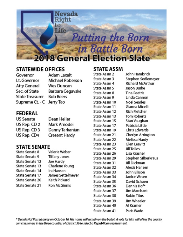 State Slate
